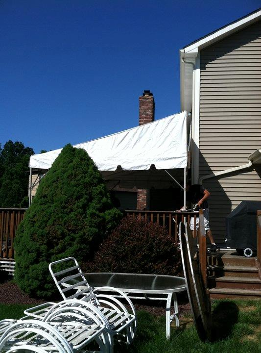 Where to find TENT, 12  X 7  DECK EXTENSION in Hillsborough