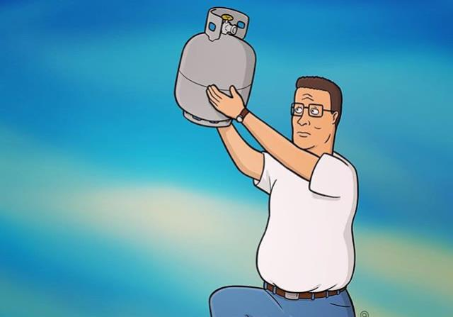 Where to find PROPANE REFILL - 20 LB  BBQ in Hillsborough