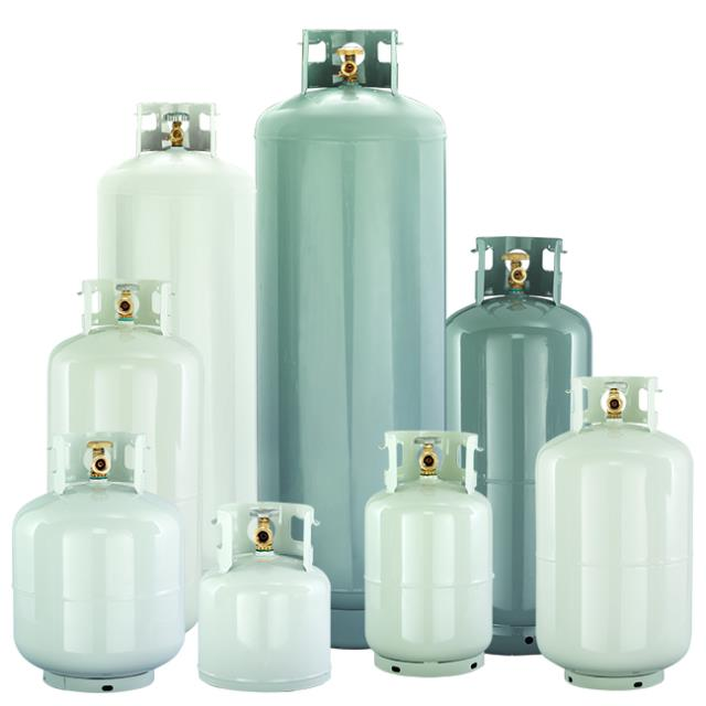 Where to find PROPANE REFILL - 100 LB in Hillsborough