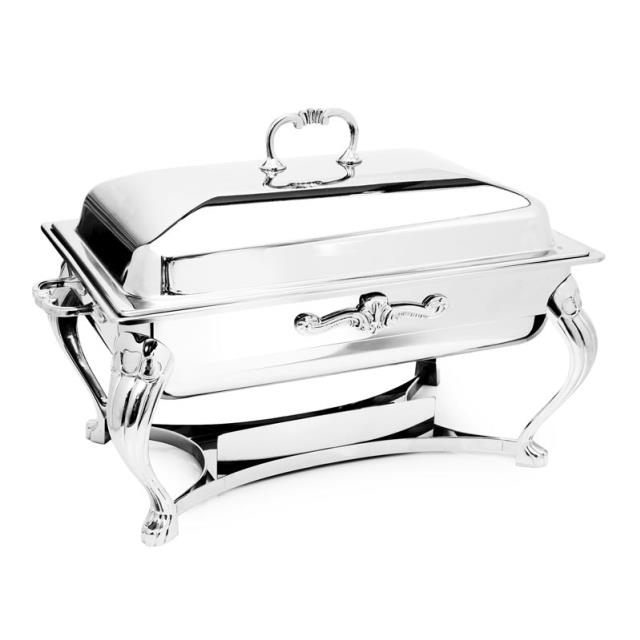 Where to find CHAFER, 8 QT SILVER in Hillsborough