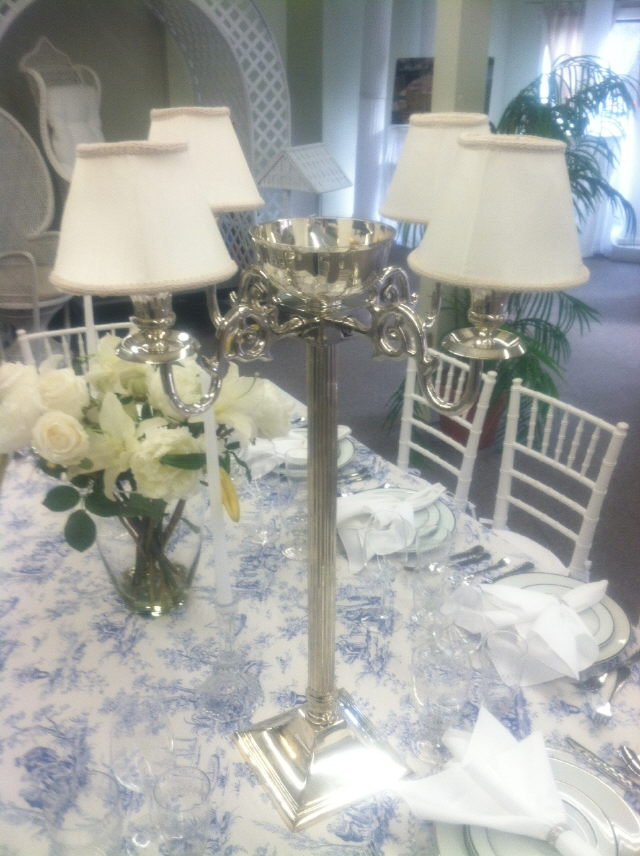 Where to find CANDELABRA, 30  TABLE TOP in Hillsborough