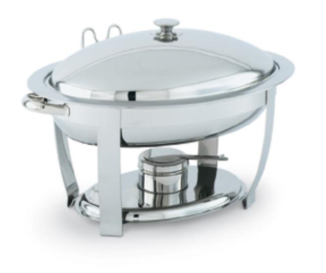 Where to find CHAFER, 6 QT OVAL STAINLESS in Hillsborough
