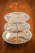 Where to find TRAY, TRIPLE TIER SILVER in Hillsborough