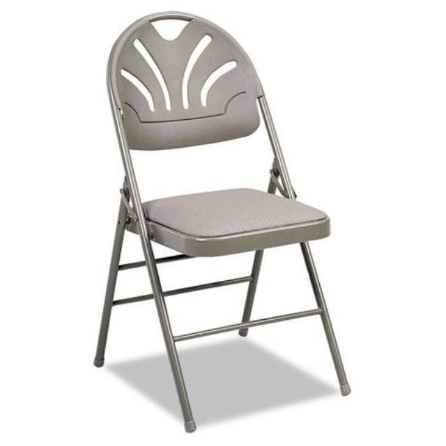 Where to find GRAY PADDED CHAIR in Hillsborough
