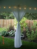 Rental store for TENT SIDEPOLE DRAPE in Hillsborough NJ