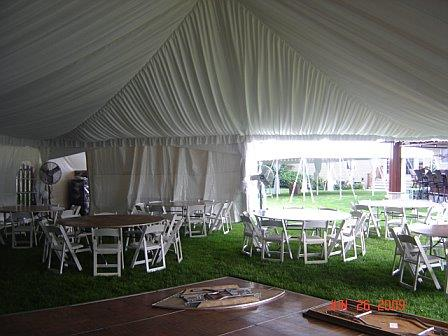 Where to find TENT, DRAPE  CUSTOM-P.S.F. in Hillsborough