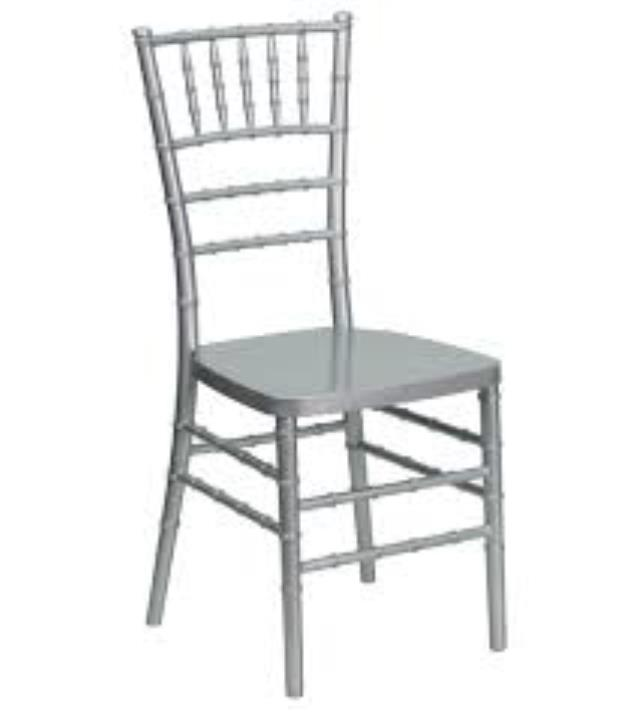 Where to find SILVER CHIAVARI CHAIR in Hillsborough