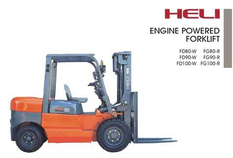 Where to find FORKLIFT - 5000 LBS  HELI in Hillsborough