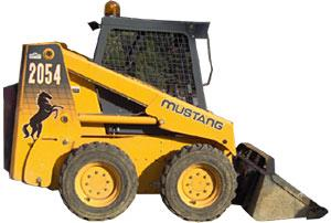 Where to find LOADER - 2054  MUSTANG  A in Hillsborough
