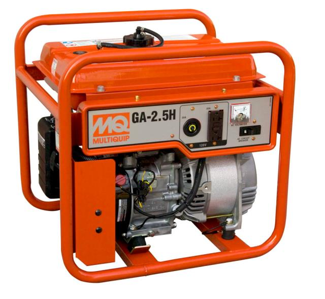 Where to find GENERATOR 2500 - MULTIQUIP in Hillsborough
