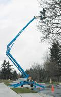 Rental store for 40  TOW BOOM LIFT  GENIE in Hillsborough NJ