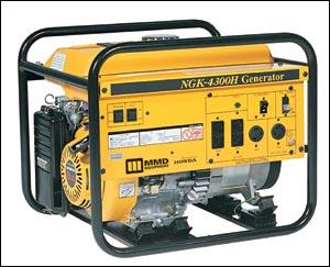 Where to find GENERATOR 4300 - MMD in Hillsborough