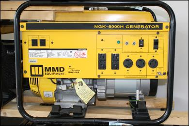 Where to find GENERATOR 6000 - MMD in Hillsborough