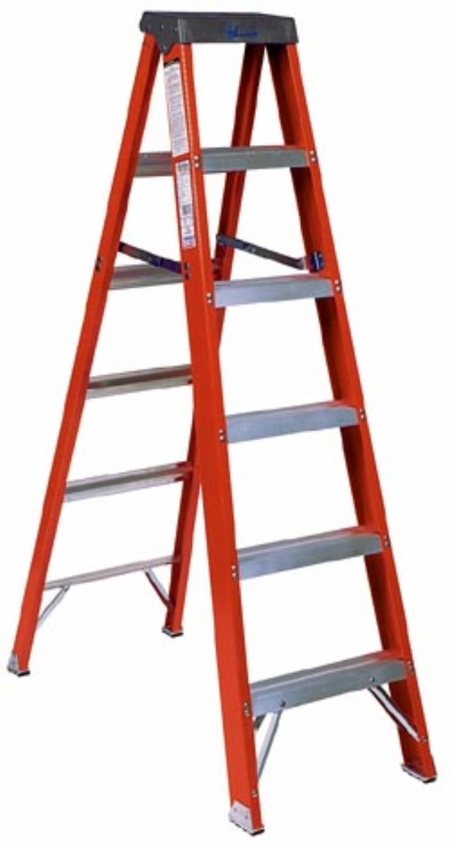 Where to find LADDER - STEP 14   FIBERGLASS in Hillsborough