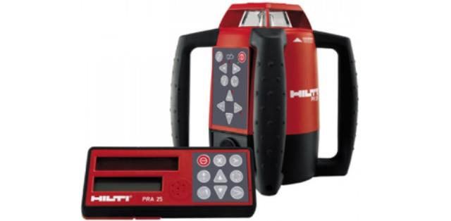 Where to find HILTI ROTATING LASER - PR 25 in Hillsborough