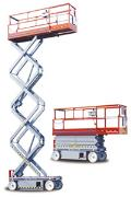 Rental store for 26  SCISSOR LIFT  SKYJACK in Hillsborough NJ