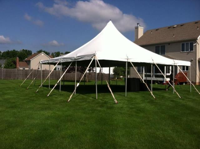 Where to find TENT, 30  X 30  POLE TENT in Hillsborough