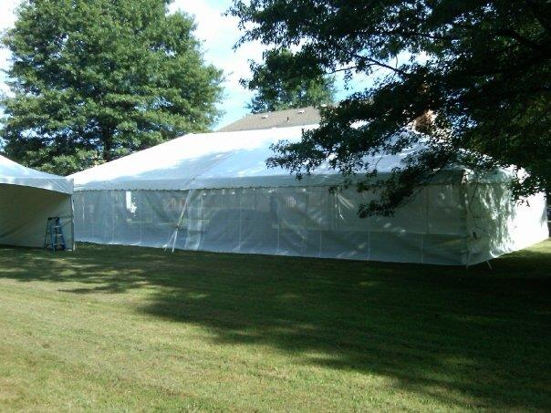 Where to find TENT, 30  X 60   HIP  EUREKA in Hillsborough