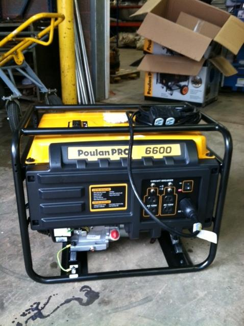 Where to find GENERATOR 6600 - POULAN PRO in Hillsborough