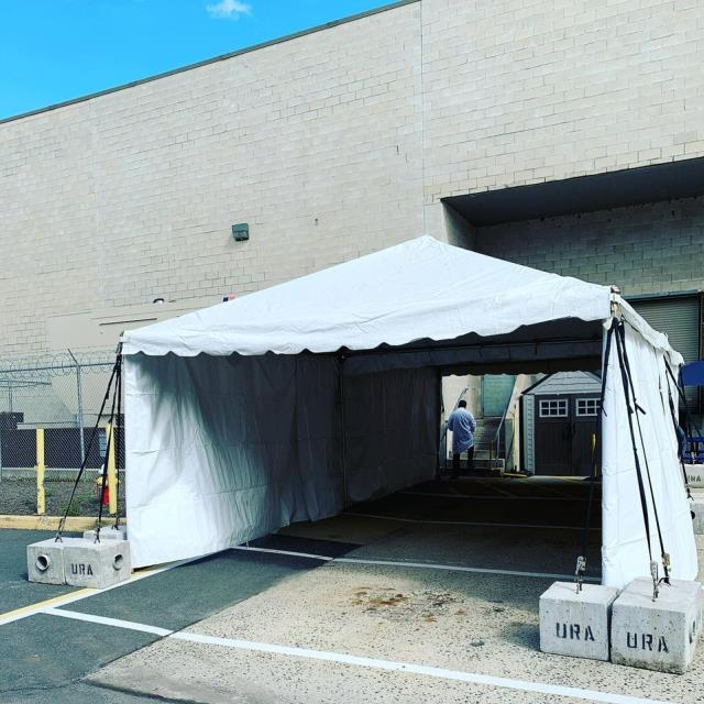 Where to find TENT WEIGHT - 350lbs in Hillsborough