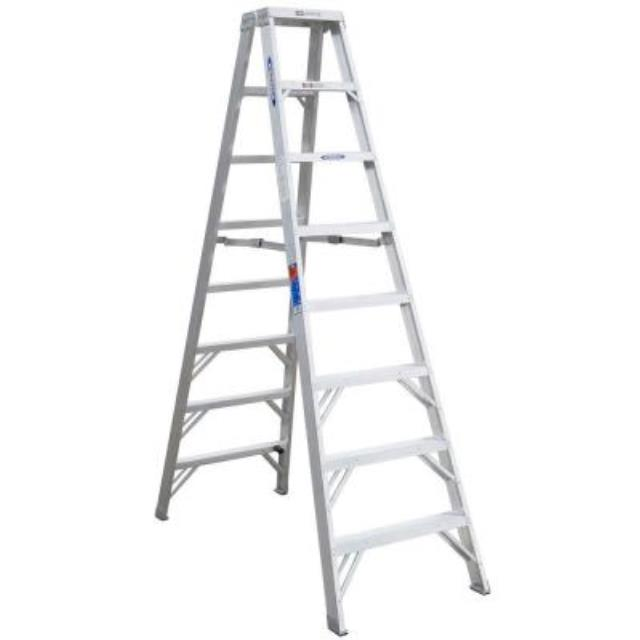 Where to find LADDER - STEP 8   ALUMINUM in Hillsborough