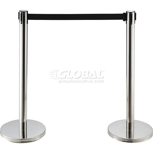 Where to find STANCHION - RETRACTABLE  SS in Hillsborough
