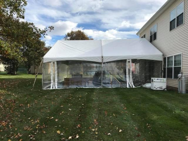 Where to find TENT, 30  X 30   GABLE  EUREKA X2 in Hillsborough