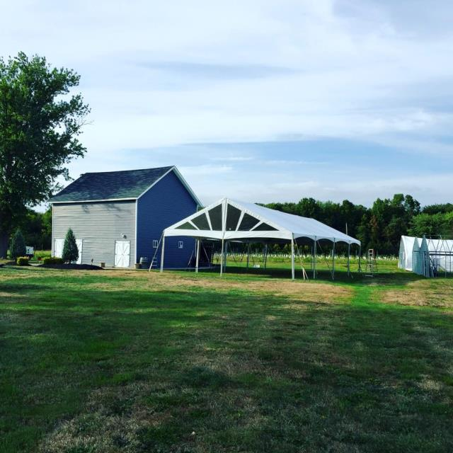 Where to find TENT, 30  X 60   GABLE  EUREKA X2 in Hillsborough
