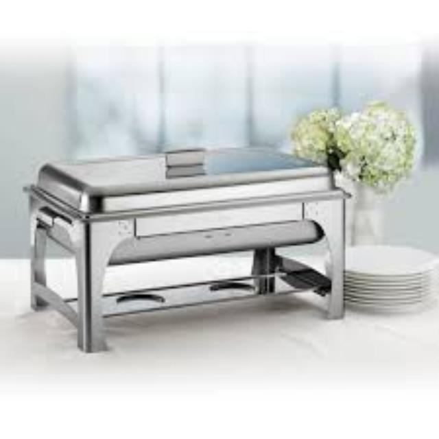 Where to find CHAFER, 8 QT STAINLESS in Hillsborough