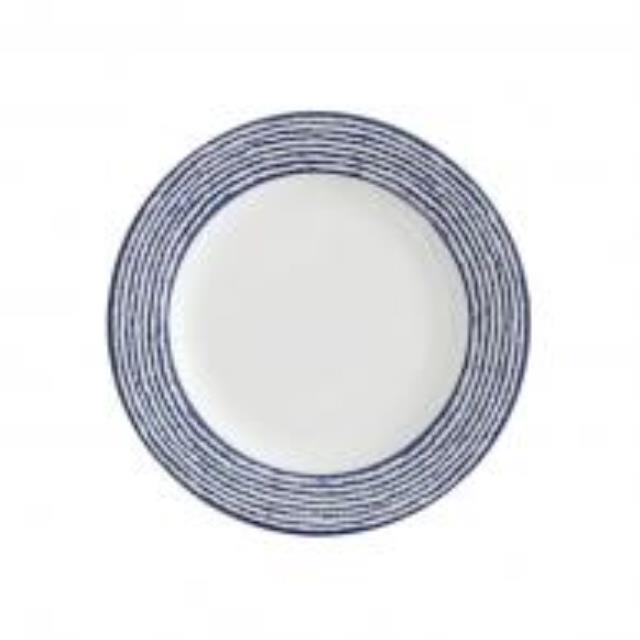Where to find ACCENT PLATE, 7.5  NANTUCKET BLUE STRIPE in Hillsborough