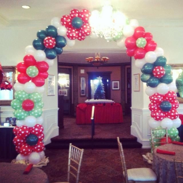 Where to find BALLOON ARCH in Hillsborough