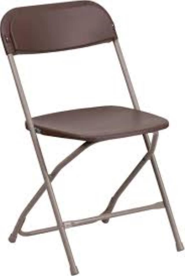 Where to find BROWN VINYL CHAIR in Hillsborough
