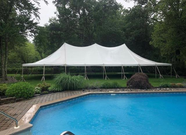 Where to find TENT, 40  X 80  POLE in Hillsborough